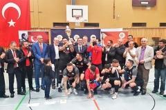 Atatürk kupasi sampiyonu SGM-TT Göppingen Türkspor