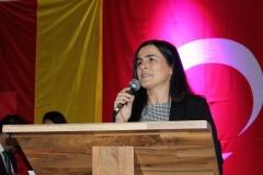 Lutev Başkanı ve  Federasyon Başkan Yardımcısı  Güner Öztel